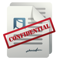 Confidential address